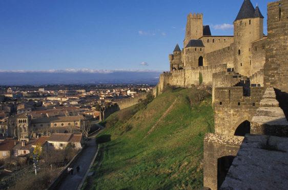 Le sauvetage et la restauration de la Cité de Carcassonne (XIX ͤ siècle)