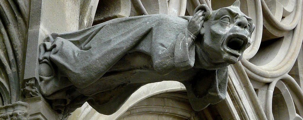 Les gargouilles de Saint-Nazaire et Saint Celse