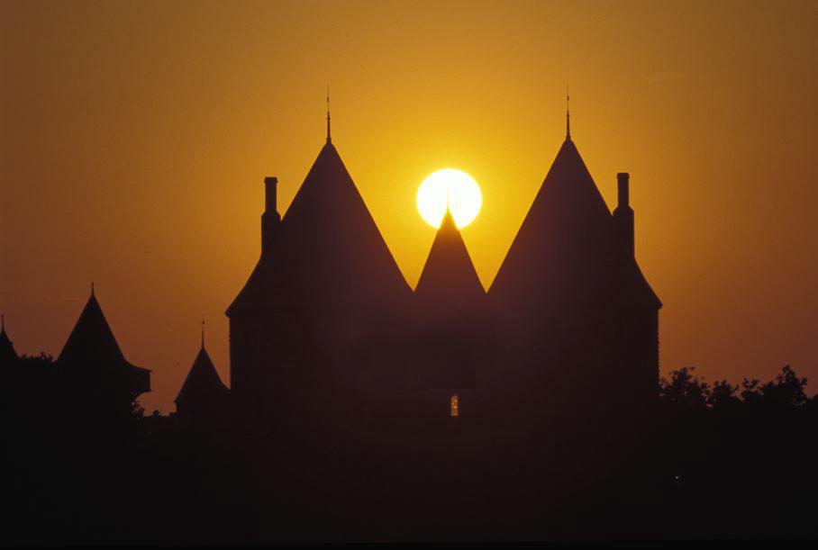 Cité de Carcassonne, de pierre et de rêves