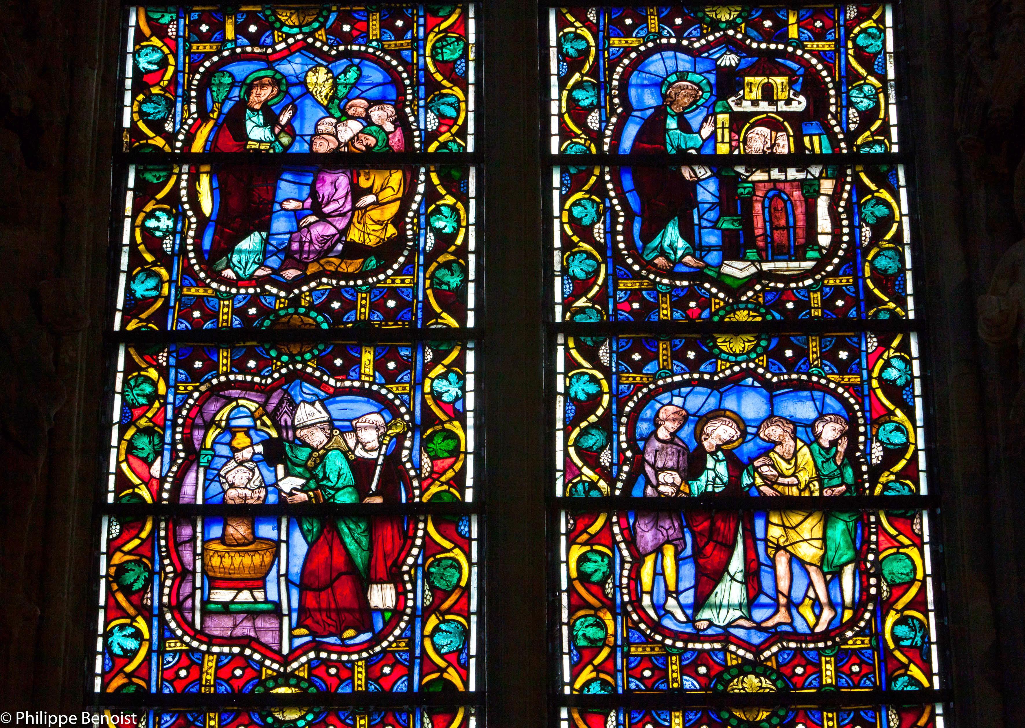Saint Nazaire et saint Celse, deux martyrs romains