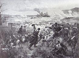 La bataille de Coulmiers par Etienne Dujardin-Beaumetz