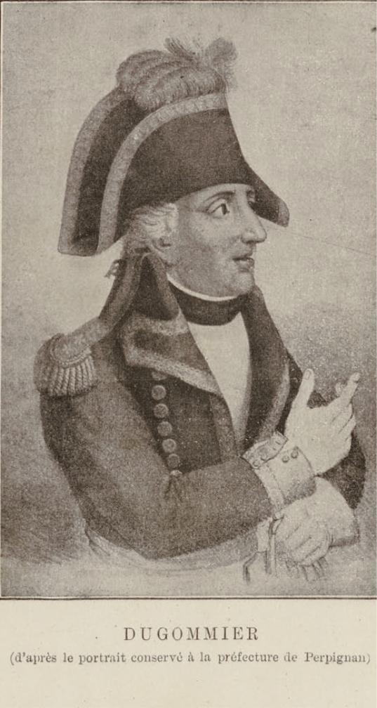 Le général Dugommier