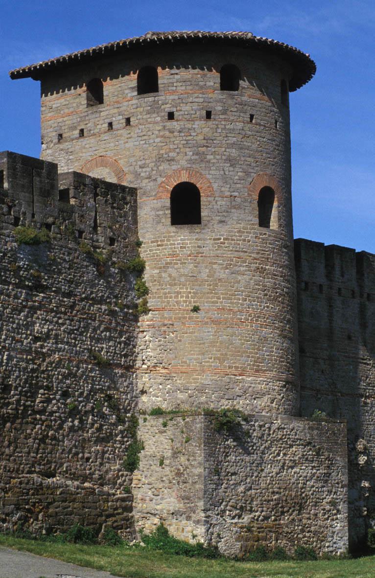 Tour gallo-romaine (©Ph. Benoist)