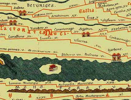 Carcassonne la romaine
