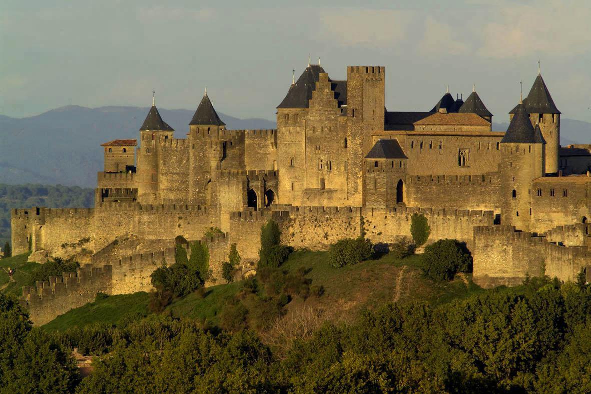 Cité de Carcassonne (©Ph. Benoist)