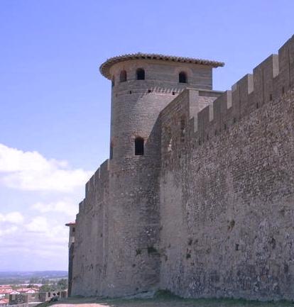 La tour de la Charpenterie