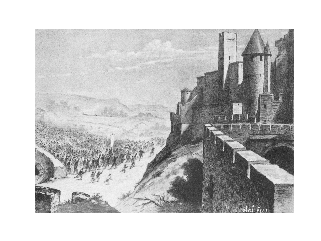 1893: la fête de l'occitan à Carcassonne