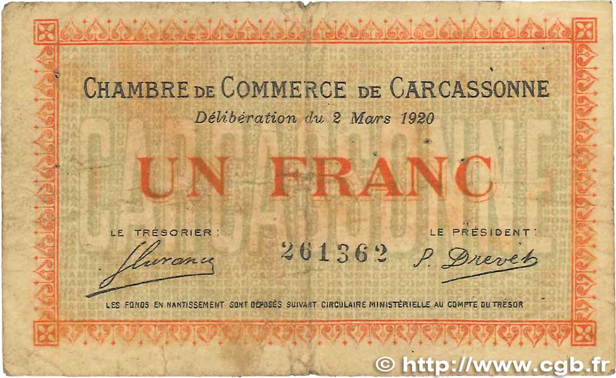 Quand Carcassonne battait monnaie