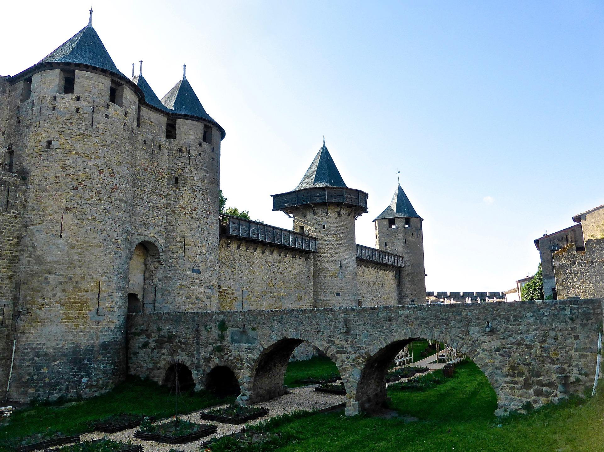 Une exposition au Château Comtal de la Cité