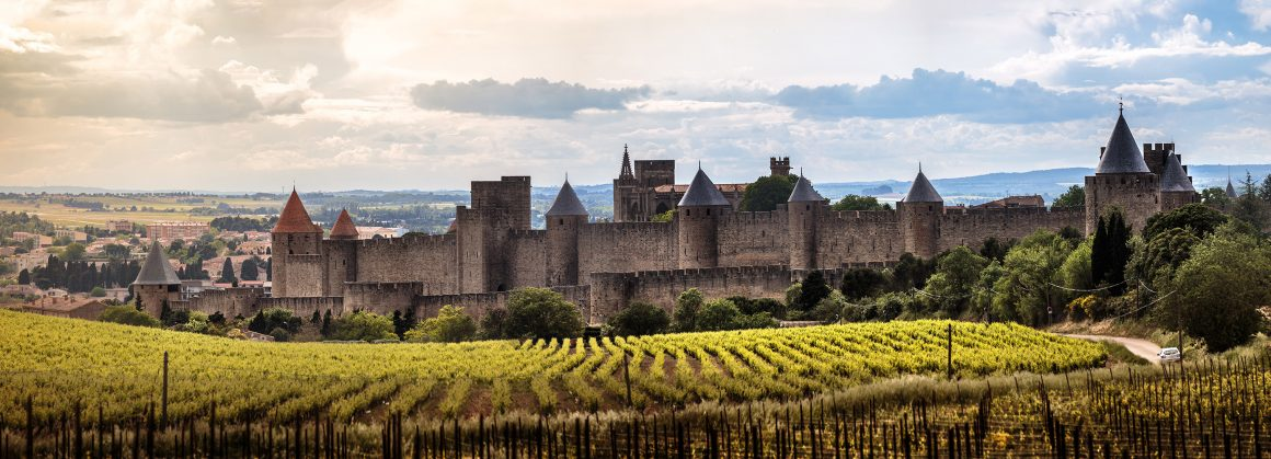 L'UNESCO pour nos châteaux !