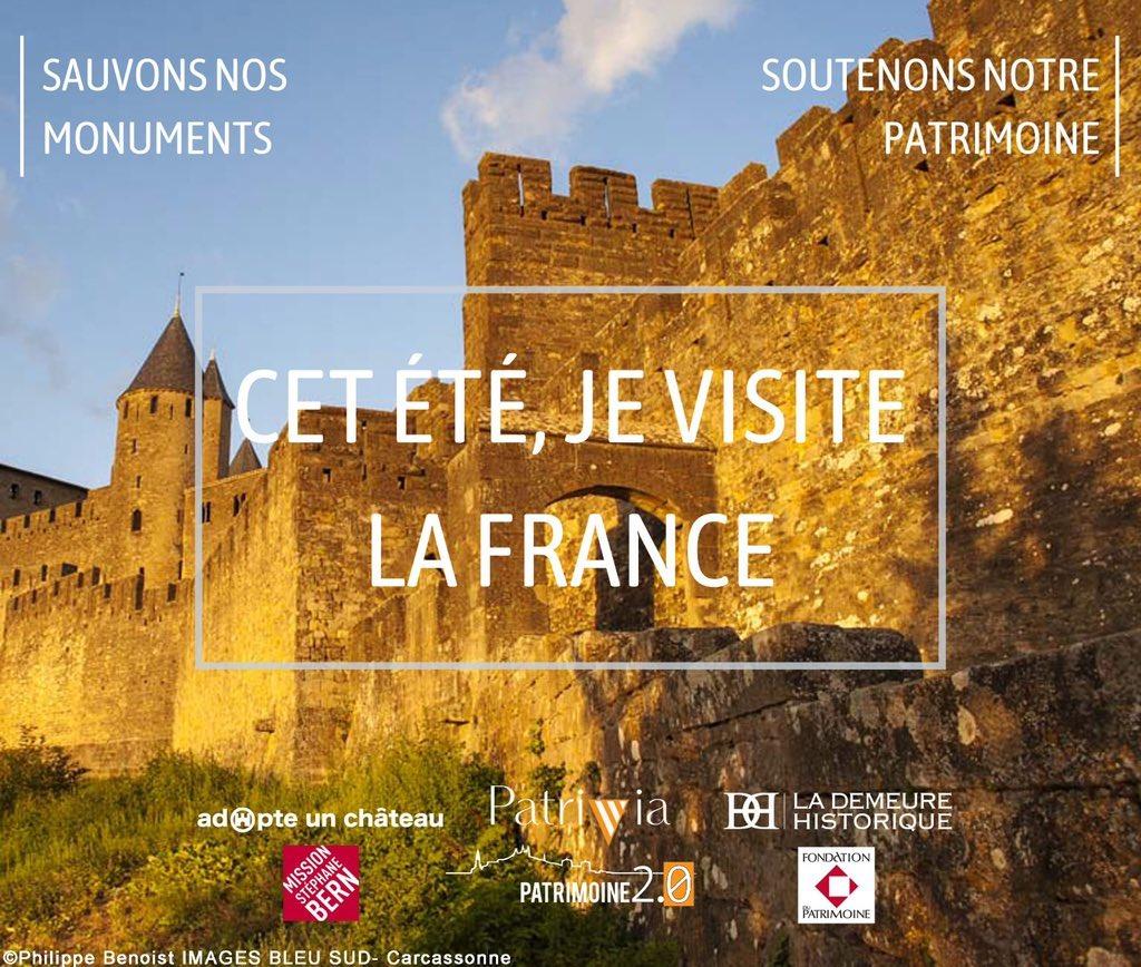 #CetétéjevisitelaFrance, Je (re)découvre La Cité De